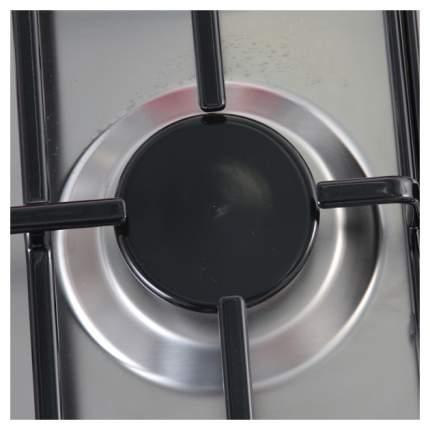 Встраиваемая варочная панель газовая Hotpoint-Ariston 7HPC 640 X /HA Silver