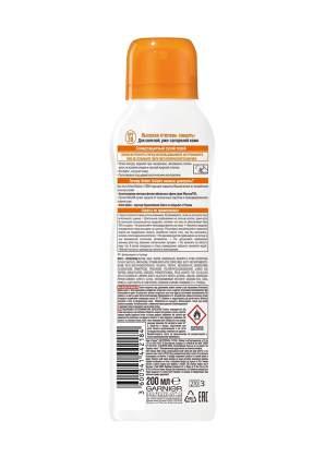 Cолнцезащитный сухой спрей для тела Garnier Ambre Solaire SPF30, 200 мл