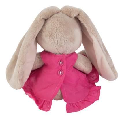 Мягкая игрушка BUDI BASA SidX 144 Зайка Ми в розовом сарафанчике и ромашкой на ушке(малыш)