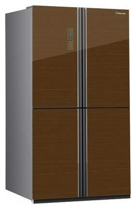 Холодильник HISENSE RQ-81WC4SAC Brown