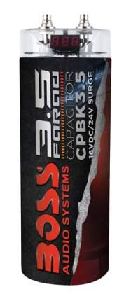 Конденсатор для автоакустики BOSS Audio Systems CPBK3.5 3,5Ф