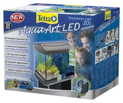 Аквариумный комплекс для рыб, креветок, ракообразных Tetra AquaArt LED Goldfish, 20 л