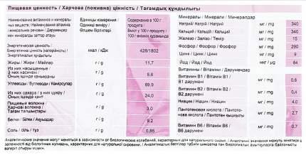 Печенье Bebi Premium Бебики 6 злаков 125 г