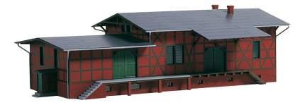 Модель сборная Товарно грузовой склад с пандусом 1:87 HO Auhagen 11383