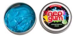 Игрушка-антистресс Neogum Жвачка для рук Изумрудная роса электрик