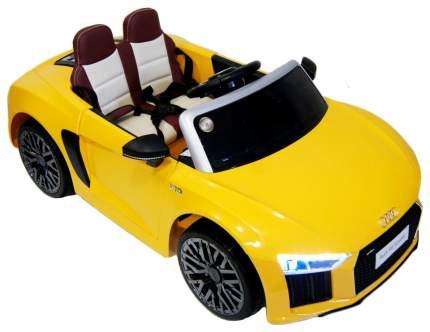 Электромобиль RVR Audi R8 Желтый