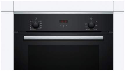 Встраиваемый электрический духовой шкаф Bosch HBF214BB0R Black