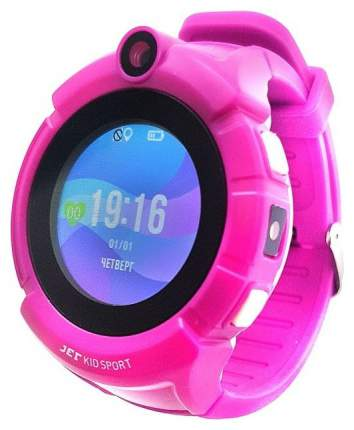 Детские смарт-часы Jet Kid Sport Violet/Violet