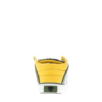 Кеды Transformers для мальчика хаки, р.32