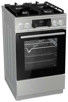 Комбинированная плита Gorenje KC5355XV Silver