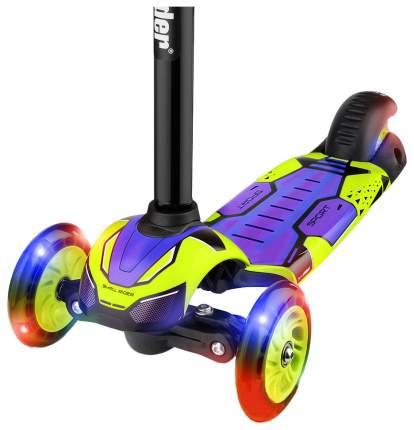 Самокат трехколесный Small Rider Turbo Лайм