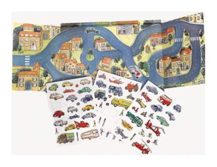 Магнитная игра Egmont Toys Машинки