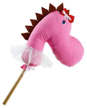 Мягкая игрушка  Коняша дд001 динозавр кокетка