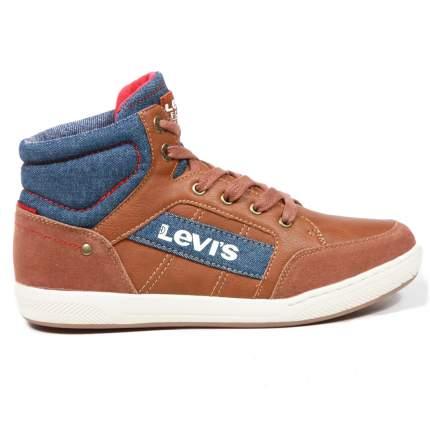 Ботинки детские VCLU0010S Cognac 0241 Levi's Kids р.31