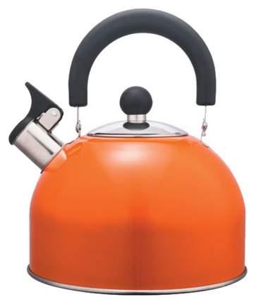 Чайник HITT H01023 Зеленый, красный, оранжевый, фиолетовый
