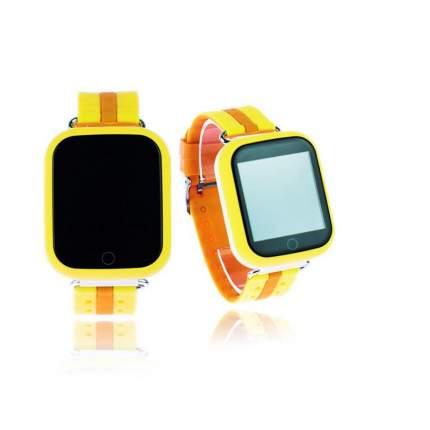 Детские смарт-часы Smart Baby Watch Q100 Yellow/Orange