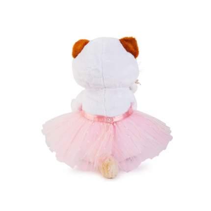 Мягкая игрушка BUDI BASA Кошечка Лили - балерина с лебедем 27 см