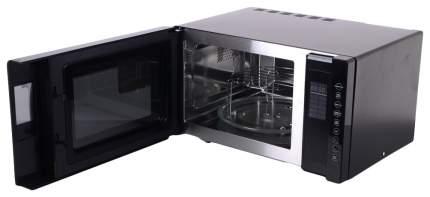 Микроволновая печь с грилем и конвекцией BBK 23MWC-881T/B-M black/mirror