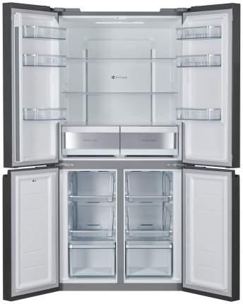 Холодильник Midea MRC518SFNGBL Black