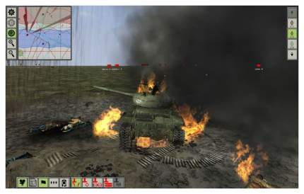 Игра Стальной удар: Оскал войны для PC