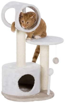 Комплекс для кошек TRIXIE, белый, 3 уровня