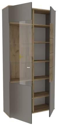 Платяной шкаф Любимый Дом LD_55958 35х92х186, белый/дуб золотой