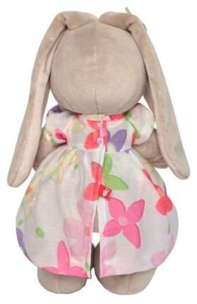 Мягкая игрушка «Зайка Ми» в летнем платье с бабочками на ушках, 32 см Зайка Ми