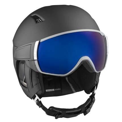 Горнолыжный шлем Salomon Driver+ 2019 black/silver, L