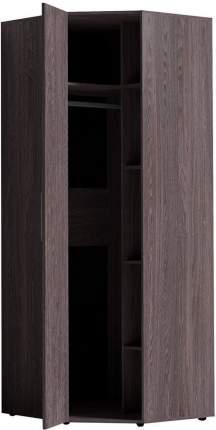 Платяной шкаф Hoff Канкун 80328815 86,2х230х86,2, ясень анкор тёмный