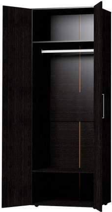 Платяной шкаф Hoff Канкун 80327585 79,8х230х57,9, венге