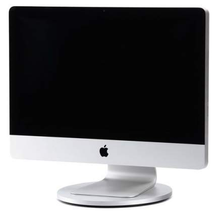 Подставка Just Mobile AluDisc для iMac (Silver)