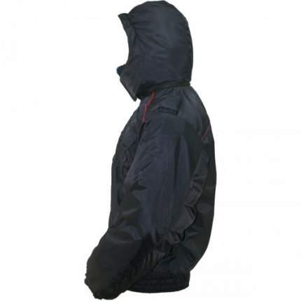 Куртка Полиции оперативка зимняя укороченная уставная темно-синяя