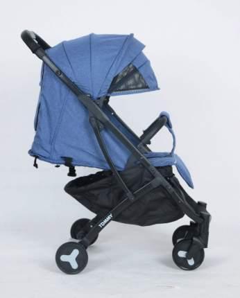 Прогулочная коляска TOMMY TRAVEL blue, синий