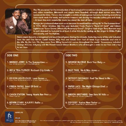 """Виниловая пластинка Various Artists """"Sensational 70s"""" (LP)"""