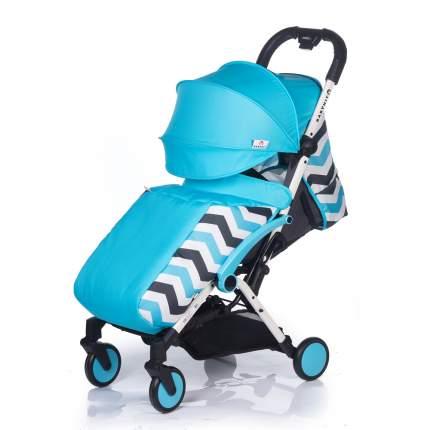 Прогулочная коляска BabyHit Amber Plus Light Blue