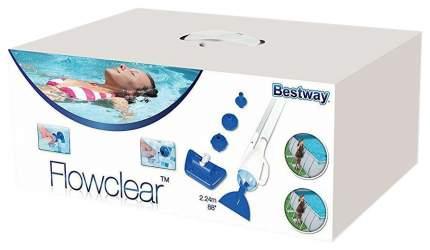 Вакуумный очиститель с двумя насадками BestWay 58212 BW