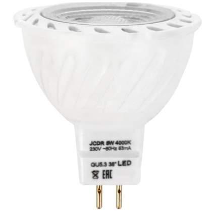 Лампочки Красная цена JCDR 5W GU5.3 4000K 10 шт