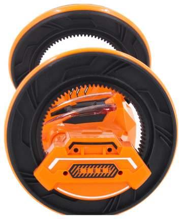 Радиоуправляемая машинка 1 Toy Машина-перевертыш Драйв Т10944 Оранжевый