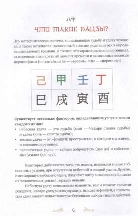 Книга Код Судьбы. Бацзы. Раскрой Свой код Успеха