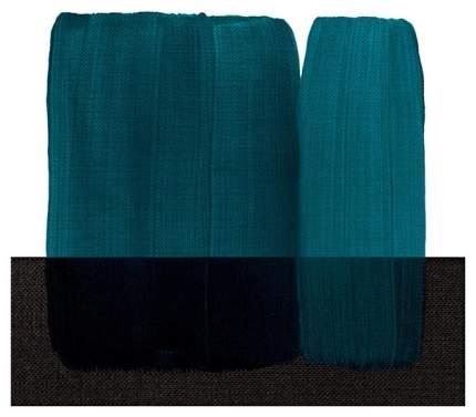 Акриловая краска Maimeri Acrilico M0924385 марганцево-голубой 200 мл