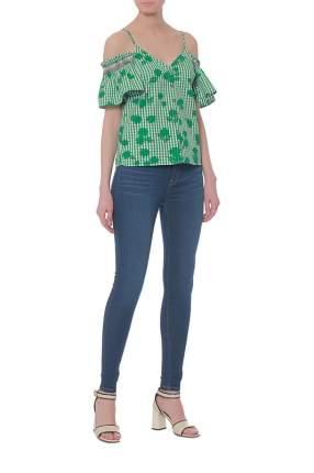 Блуза женская Tommy Hilfiger зеленая 4