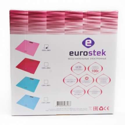 Весы напольные Eurostek ЕВS-2801