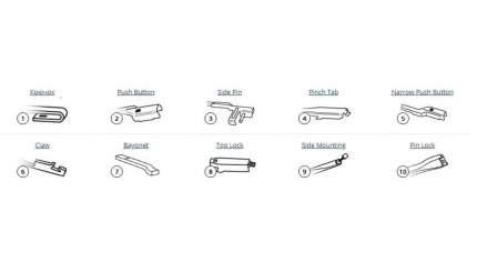 """Щетка стеклоочистителя Bosch 3397004633 500мм 19"""" задняя"""