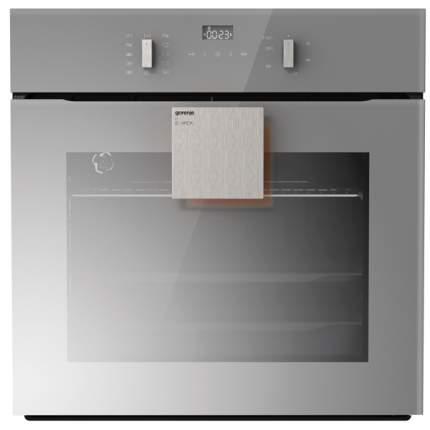Встраиваемый электрический духовой шкаф Gorenje BOP637ST Grey