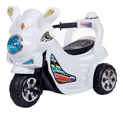 Электромобиль babyhit wroom-white