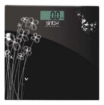 Весы напольные SINBO SBS 4427 черный