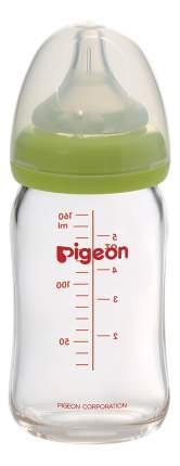 """Бутылочка для кормления pigeon """"перистальтик плюс"""", 160 мл"""