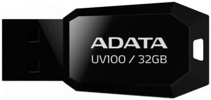 USB-флешка ADATA UV100 32GB Black (AUV100-32G-RBK)