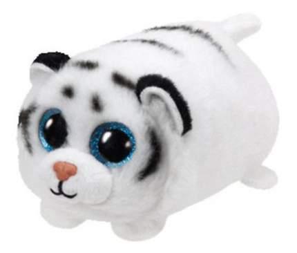 Мягкая игрушка TY Teeny Тигренок (белый) Zack 10 см