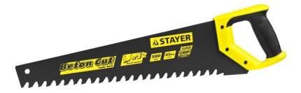 Ручная ножовка по пенобетону Stayer 2-15096